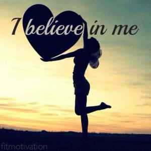 quotes-on-women-empowerment-strong-woman-i-believe-in-me-silhoutte-beautiful-girl-bring-a-big-heart-fitmotivation-for-more-info